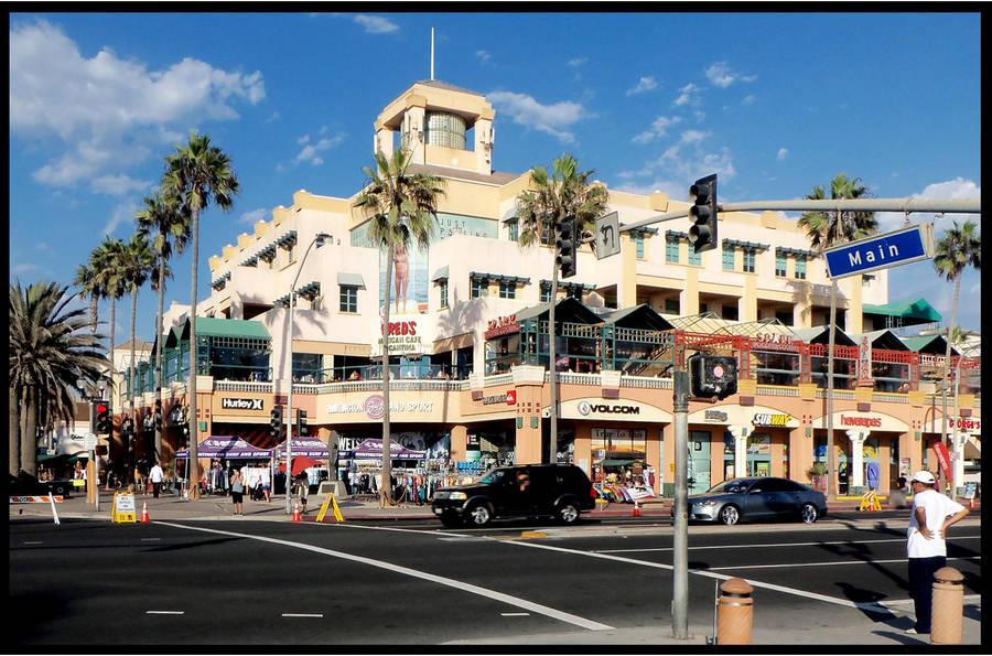 Main Street Huntington Beach by awesome43