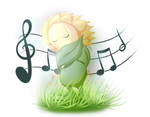 GA-HQ Tribute Gen II 4 -Sunflora used Grasswhistle by drjhordan