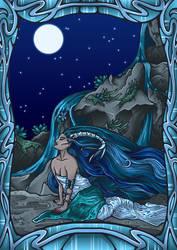 Tiamat (Final Version) by VII-Luna-Diviner