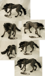 Raw Sculpture by art-paperfox