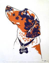Rudy by art-paperfox