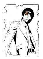 Bruce Lee 2 by mrboomshot