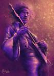 Jimmy Hendrix by Deslaias