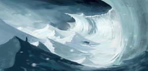 EW 33 - Frozen Sea by TumblingTiger