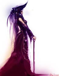 Queen Fifi by aditya777