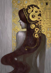 Klimt by aditya777