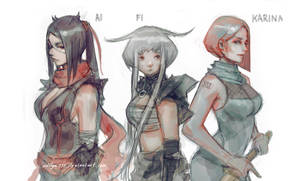 Character Sk by aditya777