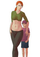 Vicky and Timmy by NGMI
