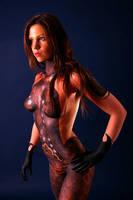 Lindy Dark Mermaid 04 by marshon