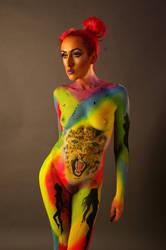 Lauren 'Jaguar' 004 by marshon