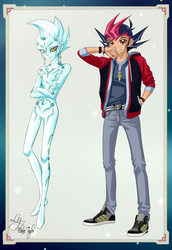 Yuma at the age of 15 - YGO! ZeXal Fanfiction by LizElaineTaylor