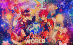 {Collab/Unity Corp} New World w/Jaka by OzaGraph
