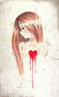 Bleeding Heart by assscrew28