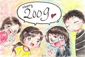Happy 2009 by assscrew28