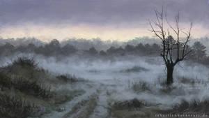 Cold Heath by SebastianBecker