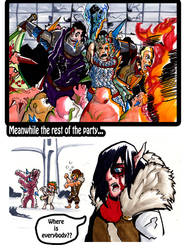 Party Split party by Jinksa