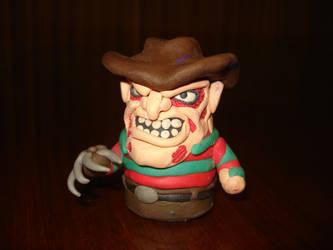 Freddy Krueger by plastilinero