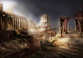 Ancient civilization by Joseph-C-Knight
