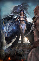 Dragon Lady by Joseph-C-Knight
