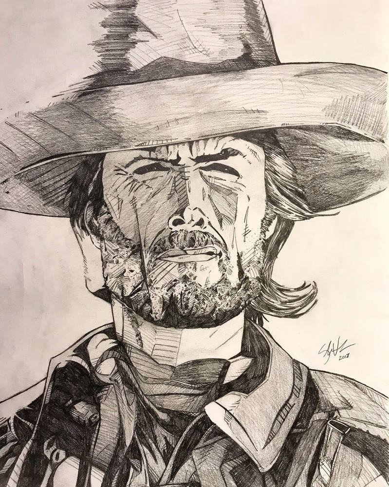 The Outlaw Josey Wales by ShaneConneryVolk