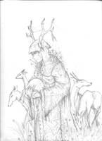 Druid by Captain-Jesse