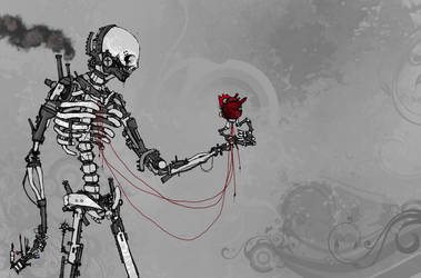 Steam Powered Love. by Captain-Jesse