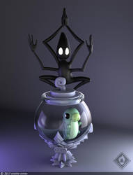 Hollow Knight The Collector by Volatile-Vertex