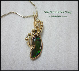 The Sea Turtles' Song by AMyriadVice