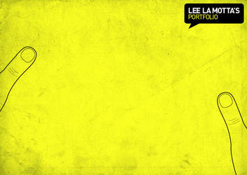 Portfolio Front Cover by leelamotta