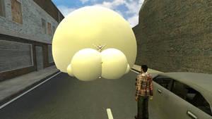 Huge inflation Mangle angle 2 by legoben2
