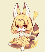 Serval Chan by YPF93