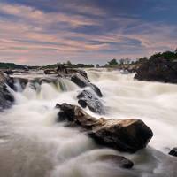 Great Falls Park, Virginia by Brettc