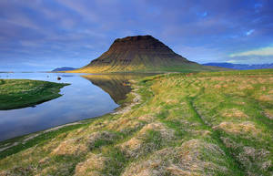 Before sunset, Iceland by Brettc