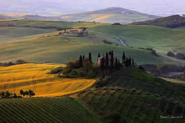 Tuscany,, by Brettc