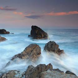 Along The Coast by Brettc