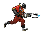 TF2 - The Pyro by X-wing9