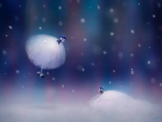 First Snow by thienbao