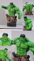 Hulk MB by BarbarianFanSculpt