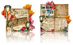 Brochure Antigua by Creatunco