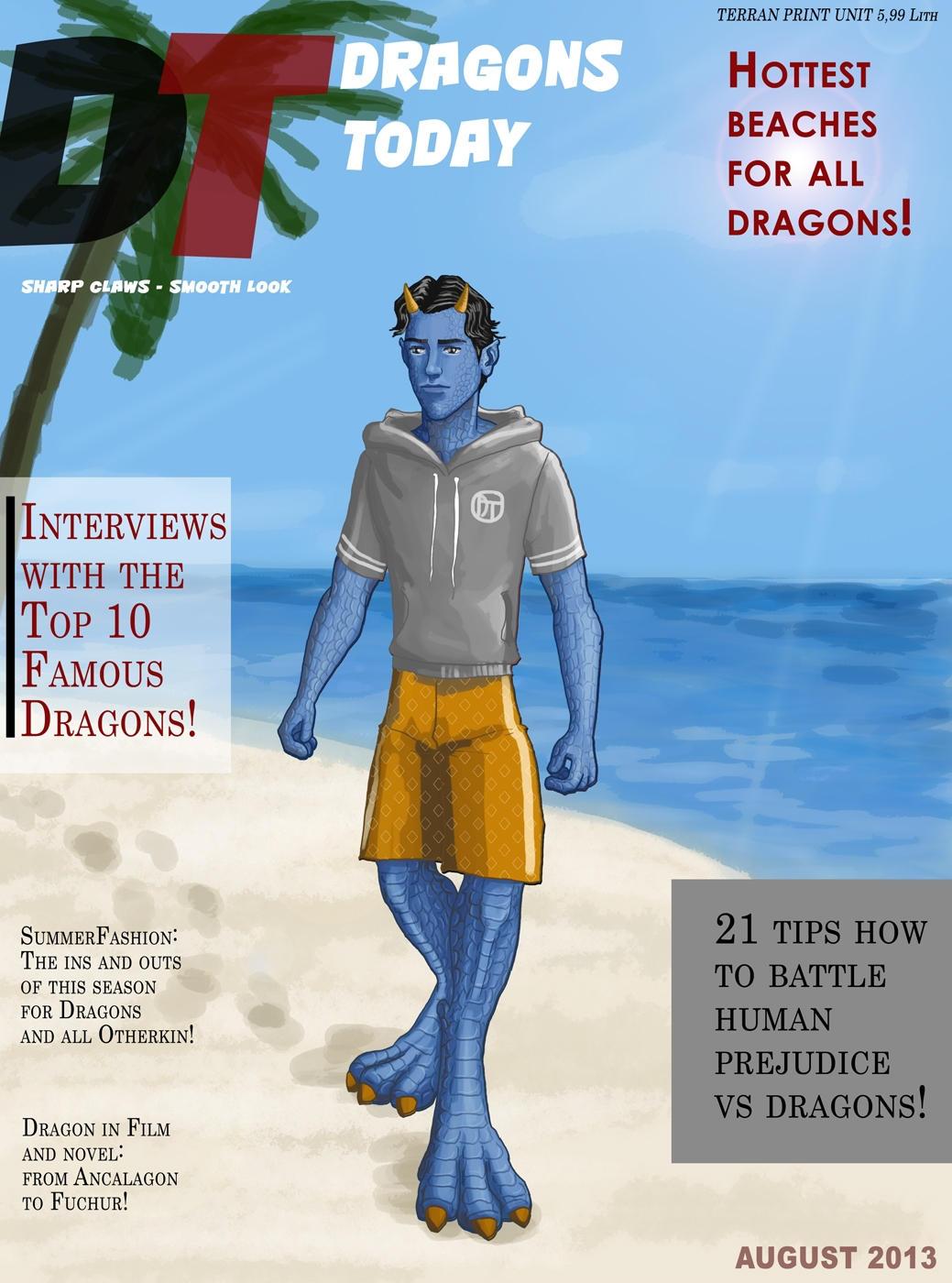 Dragon Times by Elikal