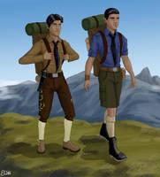 Scouts by Elikal