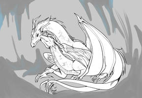 Dragon Aki and Kaidou by Crimson-Chains