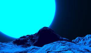 Blue Sun by DCkiq