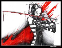 Samurai by SI-K