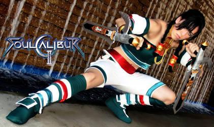 Talim Soul Calibur II forever cosplay by Kaoru27Umi