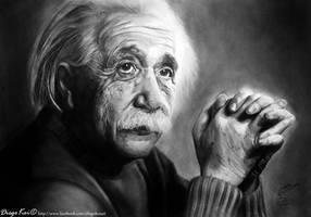 Einstein by DiegoKoi