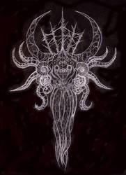 aspect of shub niggurath by mothman121