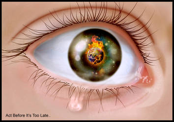 Earths Eye by itsatull