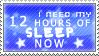 .Sleep stamp. by rydi1689