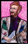 Conan Plays Guitar by LoveTHYconan